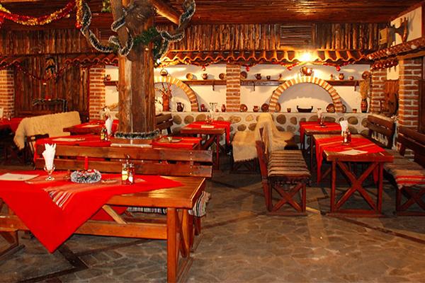 Restaurant and mehana